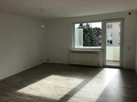 Helle, renovierte 3-Zimmer-Wohnung mit Balkon in Hannover-Badenstedt