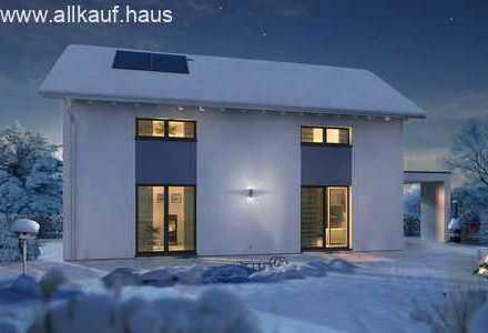 Herbst-Winter-Wohlgefühl-Aktion - Bauen Sie Ihr Traumhaus in Bernstadt