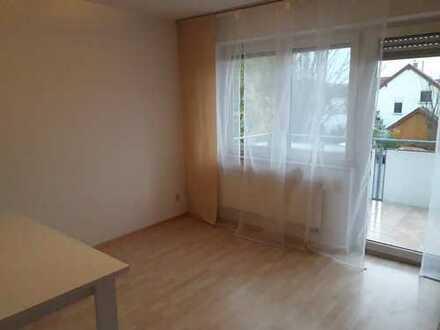 Stilvolle, neuwertige WG-Zimmer-WG mit Balkon und Einbauküche in Ludwigsburg (Kreis)