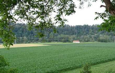 Sonniges Wiesengrundstück in Waldkraiburg