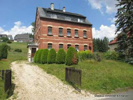 Ehemalige Kurpension mit großem Grundstück sucht neuen Eigentümer