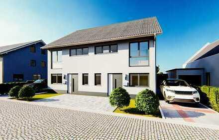 Friemersheim - Schlüsselfertige Doppelhaushälfte als Stadthaus inkl. Grundstück