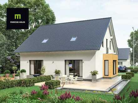 Doppelhaushäfte - der günstige Einstieg in Ihr eigenes Zuhause