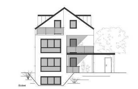 Neubau-Eigentumswohnung mit Traumgarten