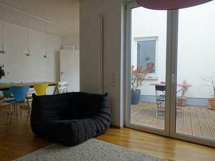 Einfach wohlfühlen, 5-Zimmer-Wohnung im beliebten Stadtteil Rosenau