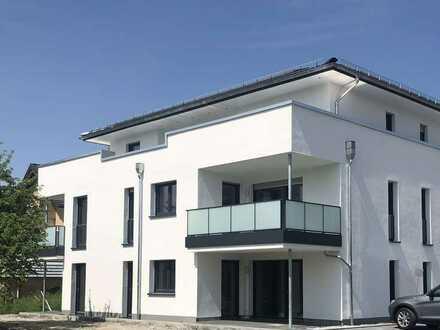 Erstbezug mit Balkon: schöne 2 Zimmer-Wohnung in Bad Lippspringe 70 m²