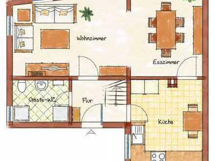 Wunderschönes gemütliches Haus im Ortskern von Albig zu vermieten ab 01.06.2019