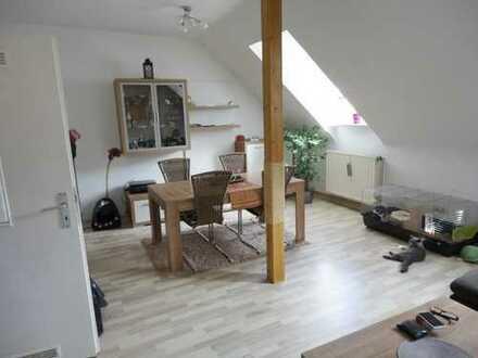 Gemütliche DG-Wohnung in Bochum am Kruppwald