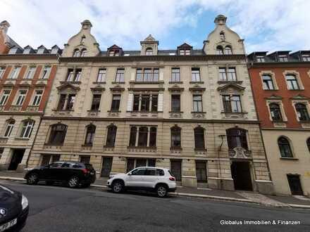Dreiraumeigentumswohnung mit Balkon im Zentrum von Plauen