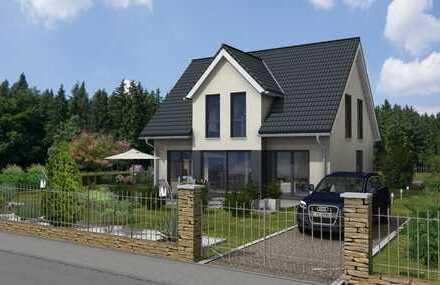Einfamilienhaus in schöner Hanglage nah am Schweriner See