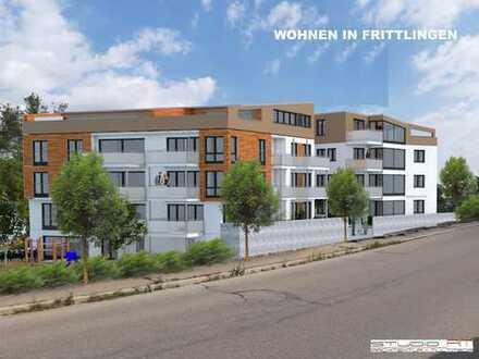 Attraktive Erdgeschosswohnung in Frittlingen -Neubau-