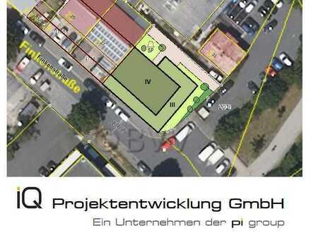 Entwicklungsfähiges Grundstück mit vielseitiger Nutzung in Nürnberg/St. Leonhard