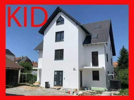 4 Neubau Eigentumswohnungen, fast im Herzen von Walldürn von 60 m² bis 118 m² Wohnfläche