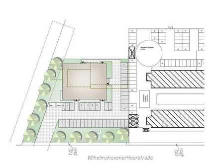 Neubaufläche im Erdgeschoss in Etzhorn
