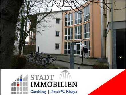Ingolstadt-Zentrum: 2 Zimmer-Wohnung mit kleiner Terrasse - Selbstbezug oder Kapitalanlage