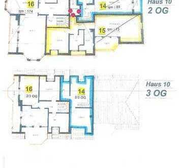 Schöne, geräumige 4 1/2 Zimmer-Maisonette-Wohnung in Enzkreis, Wiernsheim