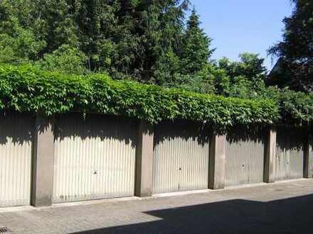 Garage in der Buchenstraße zu vermieten