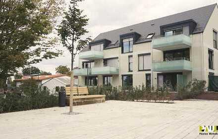 Wohnfreundliche 3- Zimmerwohnung mit Balkon im EG (Whg 17)