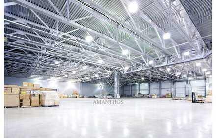 Produktionsfläche im Technologiepark
