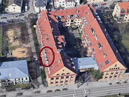 Frisch renovierte 3-ZKB in historischem Gebäude