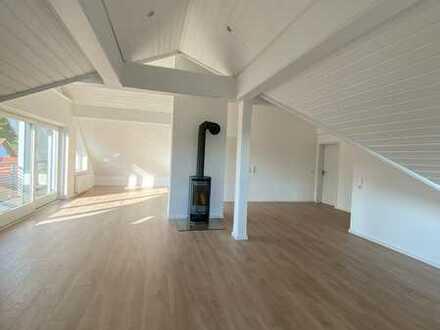 *Provisionsfrei*: Luxuriöses Wohnen im Loftstil mit Blick über den Spessart