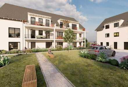 Neubau-Eigentumswohnungen in Esebeck / Haus 1 Whg. 5
