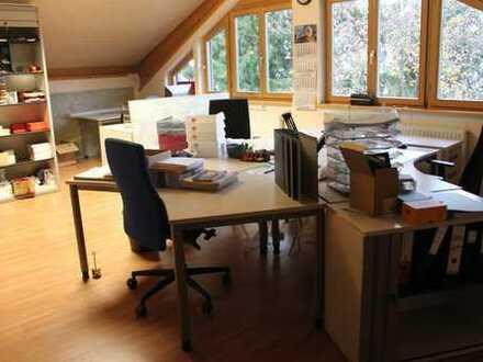 Büros zum wohlfühlen mit Gartennutzung und Glasfaserkabel