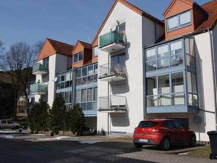Sehr gepflegte 2-Zimmer-Eigentumswohnung in Sonneberg OT Köppelsdorf
