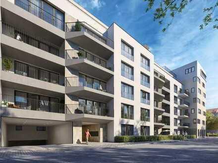 Moderne 3-Zimmer-Wohnung mit Loggia nahe Berger Straße und Sandweg