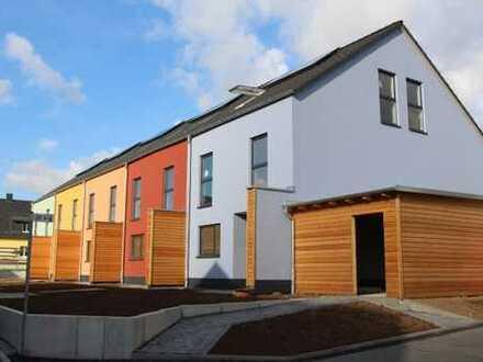 Neubau von 5 Familienreihenhäusern in Dalheim