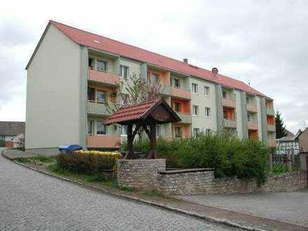 Kleine ruhige Wohnung im Grünen nahe der Kurstadt