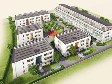 Stilvolle, neuwertige 3-Zimmer-EG-Wohnung mit Terrasse und EBK in Wahn, Köln