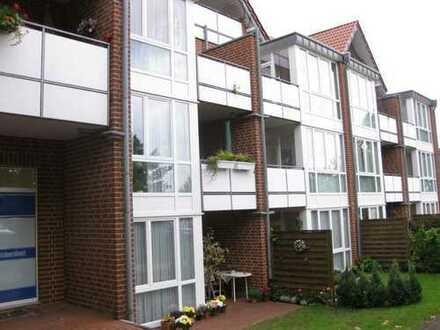 ##Gepflegte Obergeschosswohnung mit Balkon in zentraler Lage von Reken## !!WBS ERFORDERLICH!!