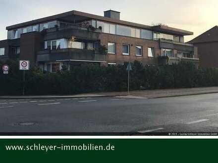 Schöne 3-Zimmer-Wohnung, zentral in Cuxhaven
