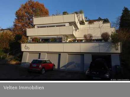 Große sonnige 5-Zimmer Terrassenwohnung mit freier Sicht in Windenreute