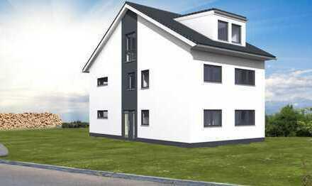 ***Neubau eines schicken EFH in schöner Wohnlage von Düsseldorf Unterrath - am Kittelbach gelegen***