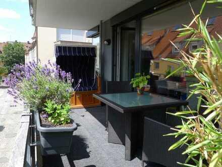 Helle 4-Zimmer Wohnung in St. Sebald zu vermieten!!!
