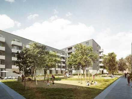 Ideale 2-Zimmer-Senior*innenwohnung mit Terrasse in naturnaher Lage **WBS erforderlich**