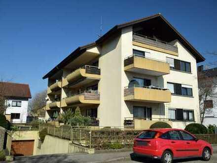 Schöne, vermietet 3 - ZKB- Wohnung als Kapitalanlage