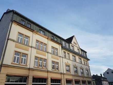 Kleine, zentral gelegene Wohnung mit Balkon