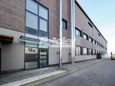 164 m² Bürofläche in revitalisierter Fliegerhalle