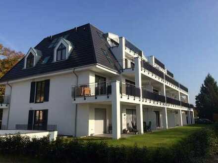 Moderne großzügige 3 Zimmer-Wohnung (mit Balkon und EBK) im Zentrum von Lilienthal