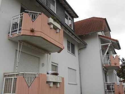 Helle & moderne 2-Zimmer-Wohnung in ruhiger Feldrandlage