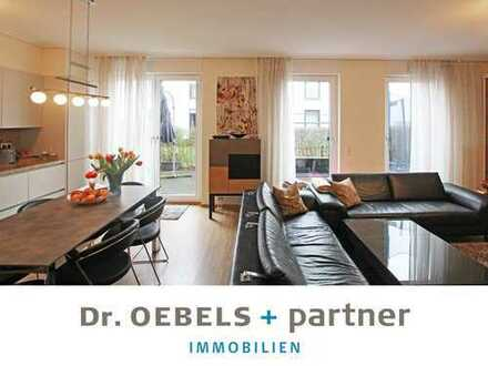 Maisonettewohnung im Kölner Süden