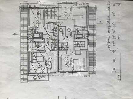 Tolle 2-Zimmer-Dachgeschosswohnung mit EBK in Germersheim