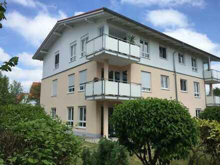Sonnige 3-Zimmer-Wohnung in Zentrumsnähe