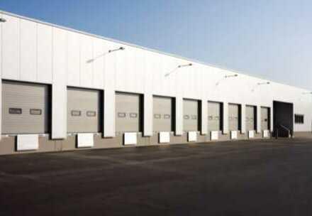 """""""BAUMÜLLER & CO."""" ca. 10.000 qm moderne Logistikhalle - sehr gute Anbindung!"""