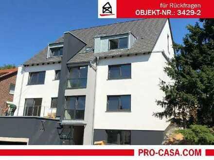 Neubau-Letzte Chance! Super schöne Maisonette-Wohnung mit ca. 118 m² Wohnfläche, Garten u. Garage