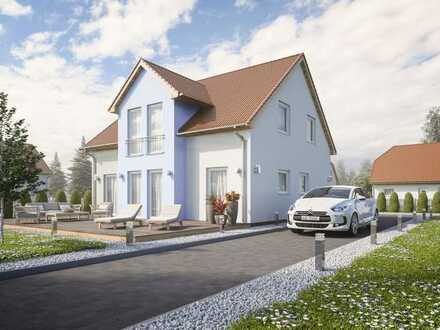 Individuelles Stadthaus inkl. Grundstück!