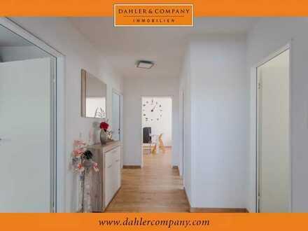 Modernisierte Eigentumswohnung mit Balkon in ruhiger Wohnlage in Blaustein!